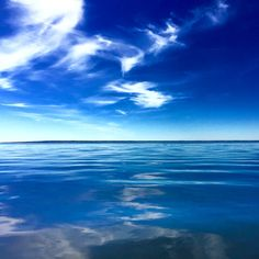 Great day in #GreatBay #picture taken by me #MichelleSchunk #calm #sunny #water