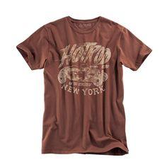 Bowery T-Shirt Hotrod