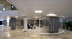 City Hall Lelystad, information desk