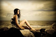 Beach Photography Poses | Pose your model outdoors #1 - a gallery on Flickr