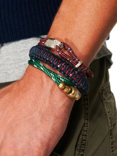 miansai cord bracelets