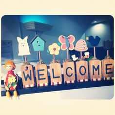 Welcome welcome  - @shanice_ang- #webstagram