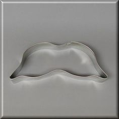 5 Mustache Cookie Cutter [C8135] - $1.25 : Cheap Cheep Cookie Cutters, Quality Cookie Cutters at a Cheap Price! Buy from this Bird!