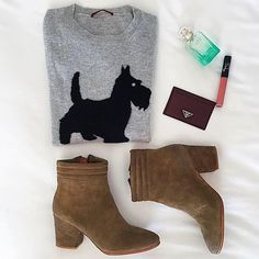 They call this puppy love...today's #ootd #lotd #fotd #outfit #outfitoftheday #outfitpost #todaysoutfit #outfitinspiration #outfitideas #fashion #fashionable #fashionista #fashionblogger #fashiondiaries #fashionaddict #fashionblog #fashiongram #fashionpost #fashionstyle #fashionlover #instafashion #instagood #style #styleblogger #streetstyle #blogger #bloggerstyle #bloggerlife #mylife #instastyle   #Regram via @dailycatl