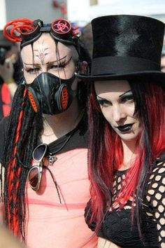 Cyber-goth Dating