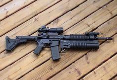 (Daniel Defense M4V5) guns, weapons, self defense, protection, carbine, AR-15, 2nd amendment, America, firearms, munitions #guns #weapons