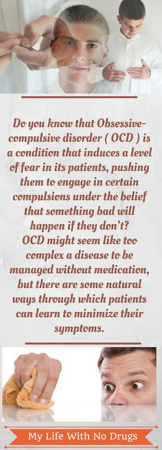 #obsessivecompulsivedisorder #ocd #treatment in the past involved a lot of prescribed medication even though it was not entirely #healthy.