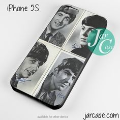 The Beatles Photograph Phone case for iPhone 4/4s/5/5c/5s/6/6 plus