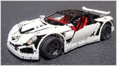 Vampire GT Technic Supercar by Crowkillers