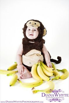 Kids Halloween costume monkey. Annie, Regan said this ones for you..:)