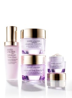 Estée Lauder Advanced Time Zone Collection #skincare #beauty BUY NOW!