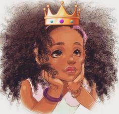 Black princess