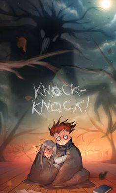 Knock-Knock 2015.2.6 by sasisage on DeviantArt
