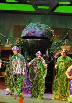 little shop of horrors puppet - Google Search