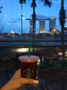 Starbucks with a great view