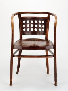 Otto Wagner, Fauteuil Nr. 721 (1905)