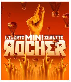 Mini Rocher by Am I Collective , via Behance