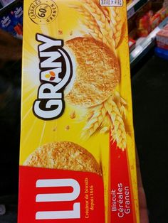 Grany biscuits lactosevrij colruyt