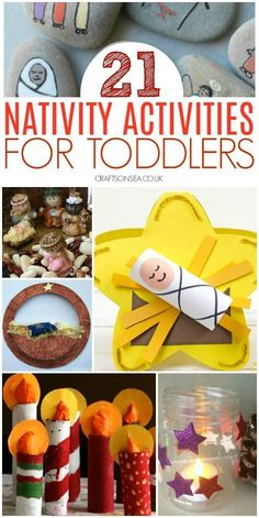christmas crafts jesus nativity activities for toddlers baby jesus Christmas Activities For Toddlers, Advent Activities, Preschool Christmas, Toddler Christmas, Christmas Crafts For Kids, Toddler Activities, Christmas Ideas, Primary Activities, Christmas Decorations