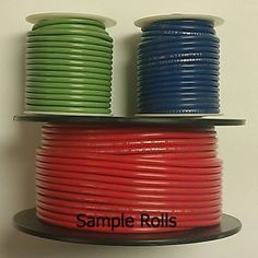 GREEN 14AWG Stranded 600V Hook Up Wire  25 Roll -- Check out the image by visiting the link.