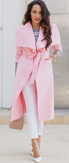 A Keene Sense of Style: Pink For Fall                                                                             Source