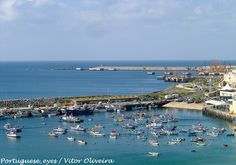 Porto de Pesca de Sines - Portugal by Portuguese_eyes, via Flickr