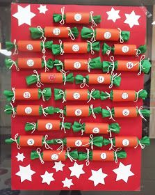 Christmas Gift Games, Diy Christmas Decorations For Home, Christmas Countdown, Kids Christmas, Holiday Fun, Christmas Crafts, Diy Calender, Diy Advent Calendar, Calendar Ideas