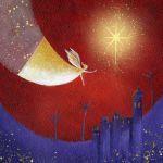 652-angel-red-sky