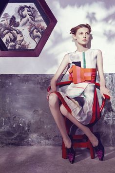 Eye Catching Fashion Photography by Matthieu Belin | Inspiration Hut