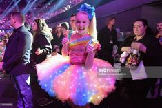JoJo Siwa onstage at Nickelodeon's 2018 Kids' Choice Awards at The Forum on March 24, 2018 in Inglewood, California.