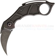Buy Quartermaster 14TT Murtaugh Karambit Frame Lock Folding Knife (2.25 Inch Hawkbill S35VN Texas Tea Blade) Titanium Handle QSE-14TT at OsoGrandeKnives.com. America's Cutlery Specialists. Lowest Price Guaranteed, Shop Now!