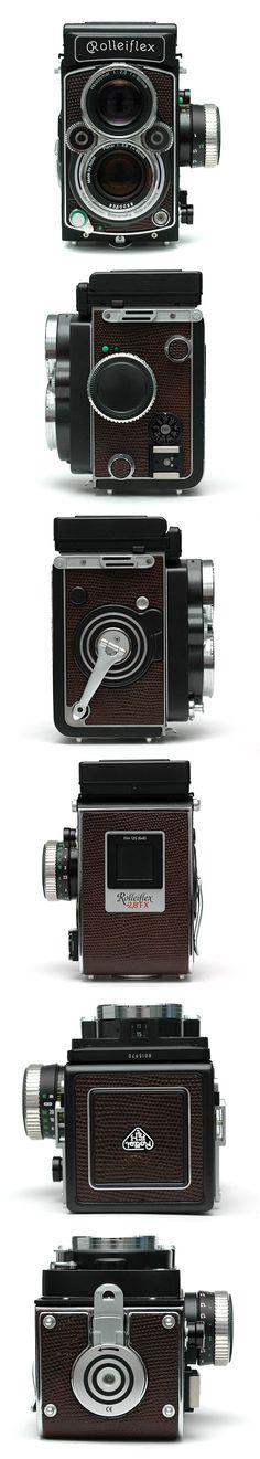 Rolleiflex 2.8FX(Plannar 80mm F2.8)