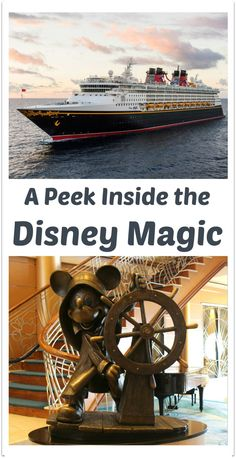 The Disney Magic Cruise Ship is so amazing! Forgive the cliché, but magical is the only way to describe sailing with Disney! Every moment of your trip is thought out, from excursion opportunities to rest and relaxation. Best Cruise, Cruise Tips, Cruise Travel, Cruise Vacation, Disney Vacations, Disney Trips, Family Vacations, Vacation Destinations, Vacation Packing