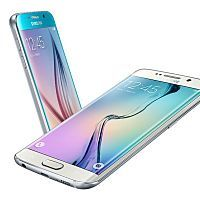 Last year's Galaxy wasn't the success that Samsung had hoped for. The Samsung Galaxy and Galaxy Edge take a different and more interesting approach. Samsung Galaxy S6, Galaxy S7, Galaxy Note, Iphone 6, Mobile World Congress, Gadgets, S5 Mini, Samsung Mobile, Things To Sell