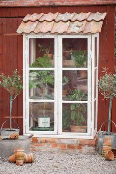 Pergola Attached To House Window - - Lean Pergola Plans - - Pergola Tuin Terras Diy Pergola, Modern Pergola, White Pergola, Small Pergola, Metal Pergola, Outdoor Pergola, Dream Garden, Home And Garden, Mini Greenhouse