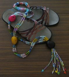 #lookskalalú #collar #taguas #artesanía #exclusividad