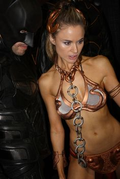 Share your princess leia slave nude think, that