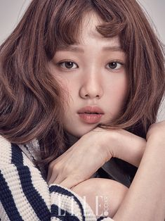 Lee Sung Kyung for Elle Korea February Photographed by Ahn Joo Young Lee Sung Kyung, Elle Magazine, Gong Hyo Jin, Weightlifting Fairy Kim Bok Joo, Joo Hyuk, Ha Sungwoon, Korean Actresses, Asian Actors, Asian Celebrities