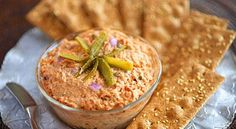 Drick's Rambling Cafe: Salmon Spread