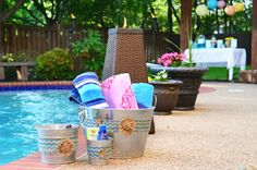 Tips for Hosting a Pool Party ---