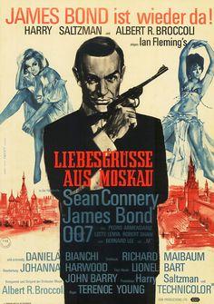 Poster zum Film: James Bond 007 - Liebesgrüße aus Moskau