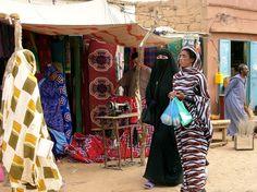Nouakchott, market. Mauritania, 2007