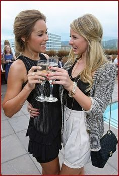 Lo Bosworth rides Lauren Conrad's coattails