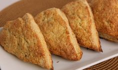 In this episode of Laura in the Kitchen Laura Vitale shows you how to make Vanilla Bean Scones!