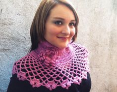 INSTANT DOWNLOAD Easy and Fashion White Crochet by NatalieSpot