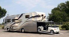 Casa rodante de lujo Mercedes-Benz | Casa con ruedas