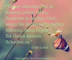 Zitat vom Dalai Lama