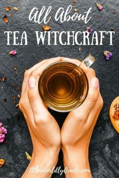 Tea Witchcraft: How to Make Magick With a Cup of Tea Tea Witchcraft: Comment faire de la magie avec une tasse de thé Rosemary Tea, Grow Rosemary, Green Witchcraft, Witchcraft Herbs, Kitchen Witchery, Herbal Magic, Modern Witch, Tea Blends, How To Make Tea