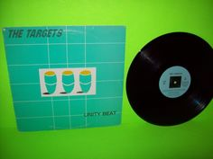 The Targets – Unity Beat Vinyl LP Record 1983 Reggae Ska w/ Don't Stop Now #ReggaePopSka