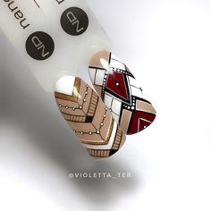 Встречайте новый курс. 30 ноября ставим руку на тонкие линии. #ногти #nails #nailart #nanoprofessional